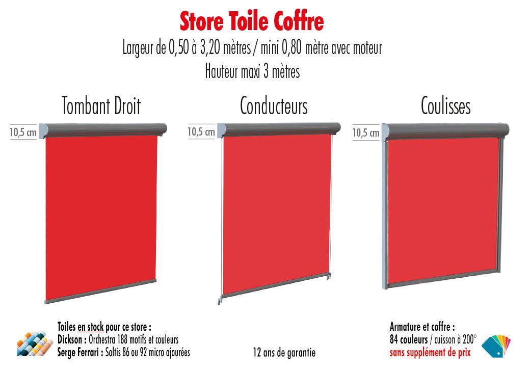 Store Extérieur Pour Fenêtre Coffre Matest Matest