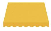 store couleur jaune